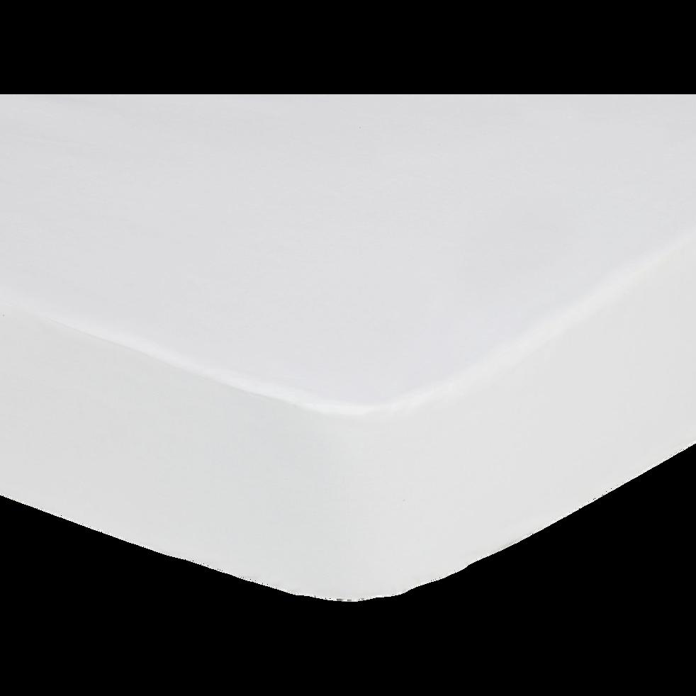 prot ge matelas imperm able en coton 160x200cm bonnet 25cm dry 160x200 cm catalogue. Black Bedroom Furniture Sets. Home Design Ideas