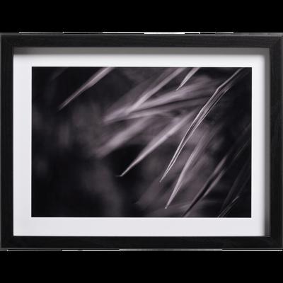Image encadrée noir et blanc 28x39cm-OMBRE