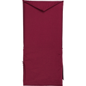 Housse de chaise en coton rouge sumac-LILY