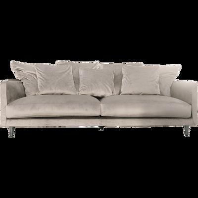 Canapes En Velours Mobilier Et Decoration Alinea