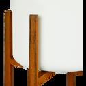 Porte-plante en métal rouille H25xD16,5cm-ASCOT