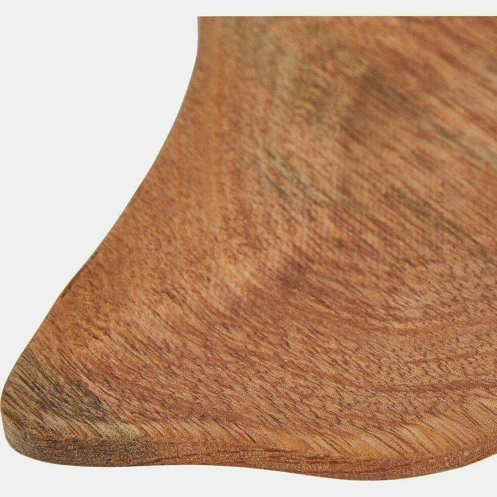 Coupe décorative en manguier naturel-DAVAO