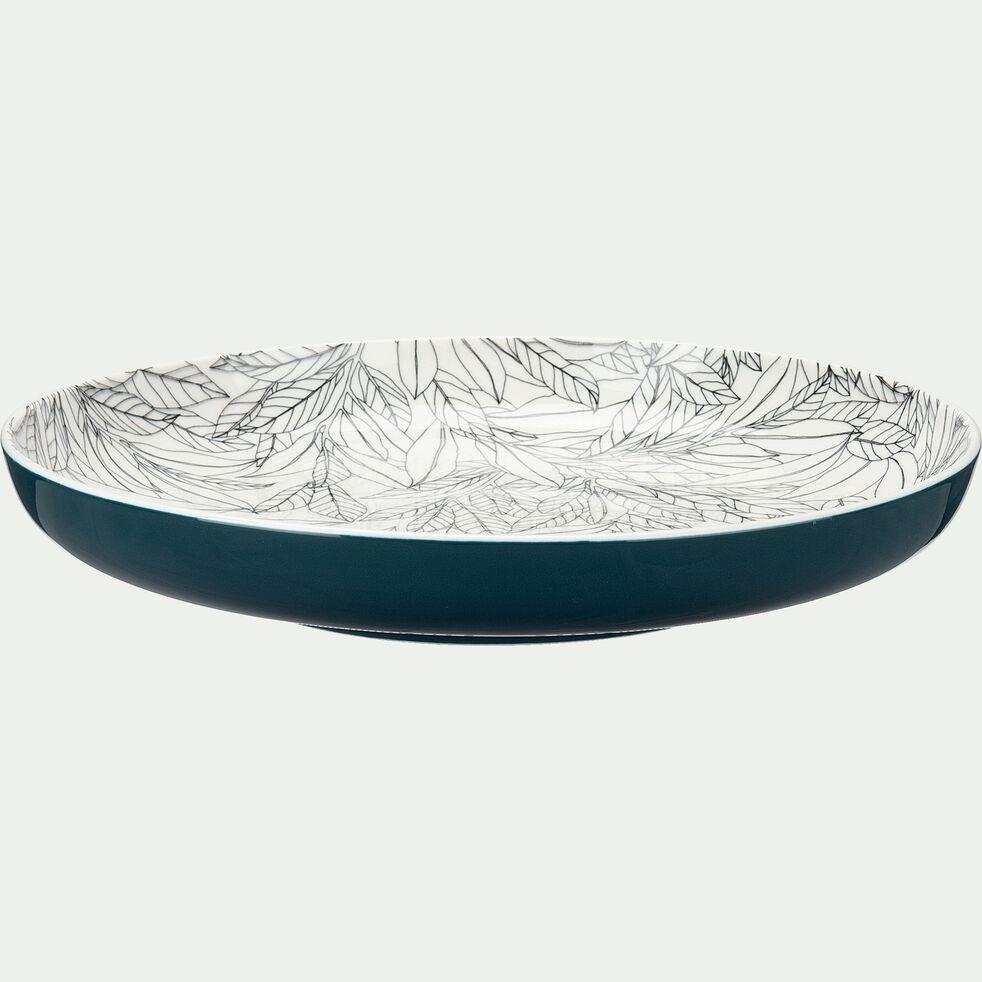 Gamme de vaisselle en porcelaine à motif