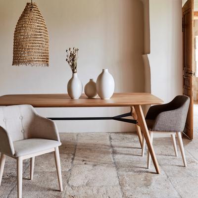 Tables Salle A Manger Table Design Et Contemporaine Alinea