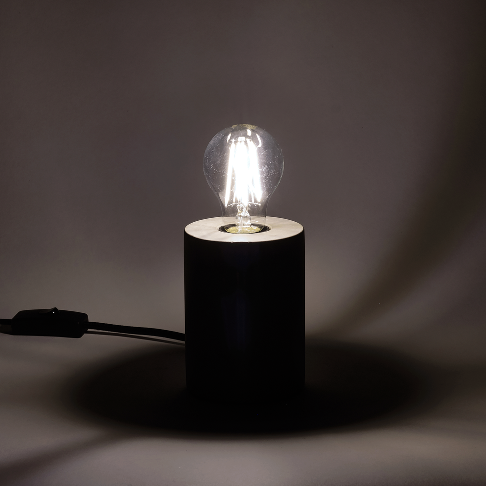 Ampoule LED blanc froid D6cm culot E27-STANDARD