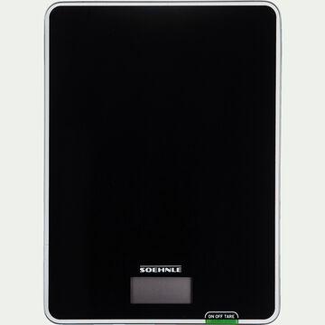 Balance de cuisine électronique noire-SANGAR