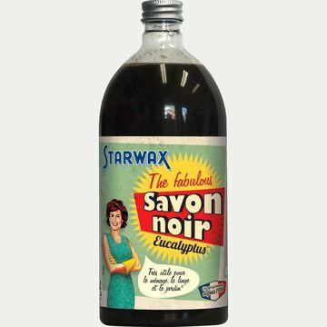 Savon noir parfumé à l'eucalyptus 1L-FABULOUS
