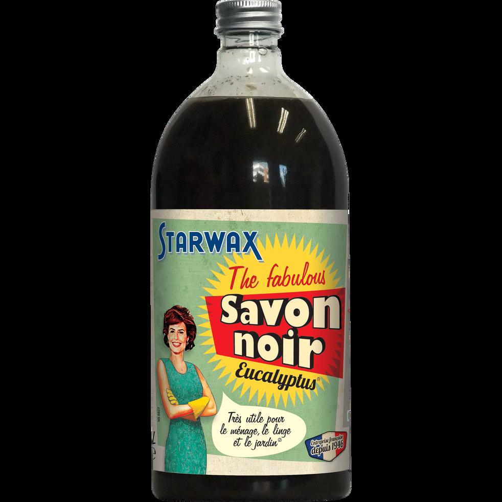 Savon noir à l'huile d'olive à l'eucalyptus-FABULOUS