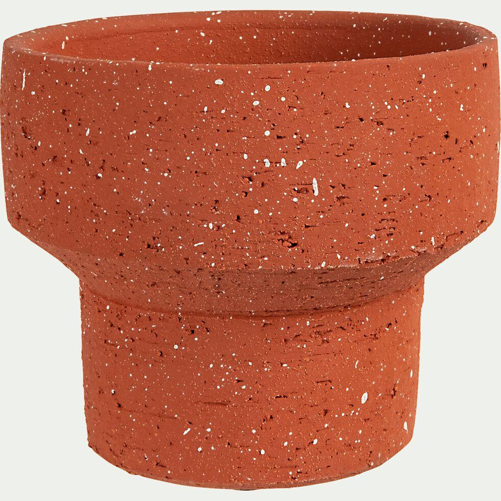 Pot en terre cuite - terracotta D19x17cm-VIGGIANELLO
