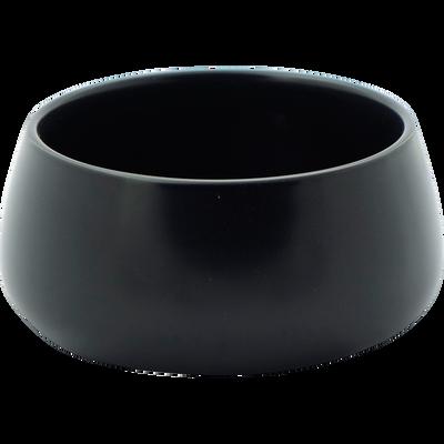 Coupelle en porcelaine noire mat D12.5cm-OSAKA