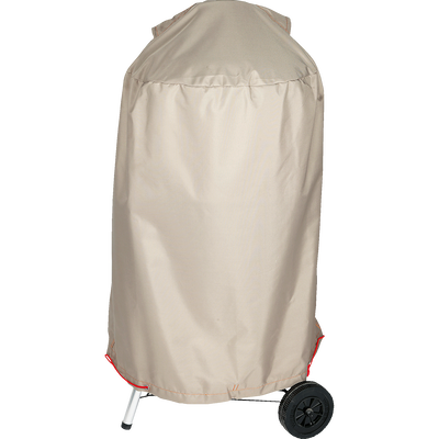 Protection taupe pour barbecue (D70xH80cm)-HOUSSE