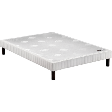 Sommier tapissier Epeda 15 cm - 160x200 cm-PORTO