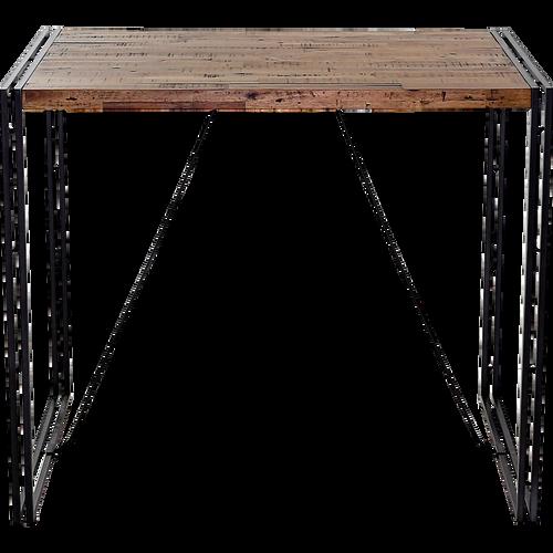tables hautes mobilier et d coration alinea. Black Bedroom Furniture Sets. Home Design Ideas