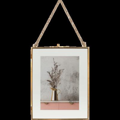cadres photo bois grands cadres multiphoto alinea. Black Bedroom Furniture Sets. Home Design Ideas