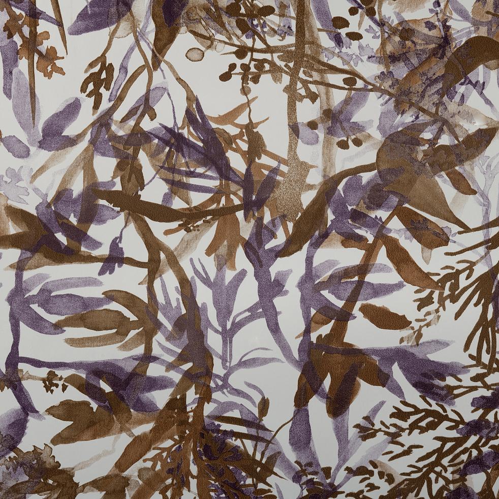 Papier peint intissé à motif floral 10m-EIGARELLA