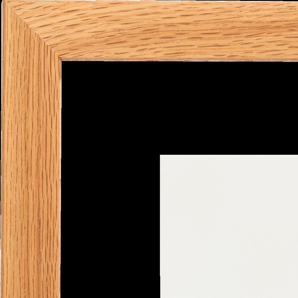 Image encadrée fougère 34x44cm-NATAQUA