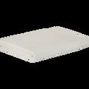 Drap de bain en coton 100x150cm blanc capelan-AZUR