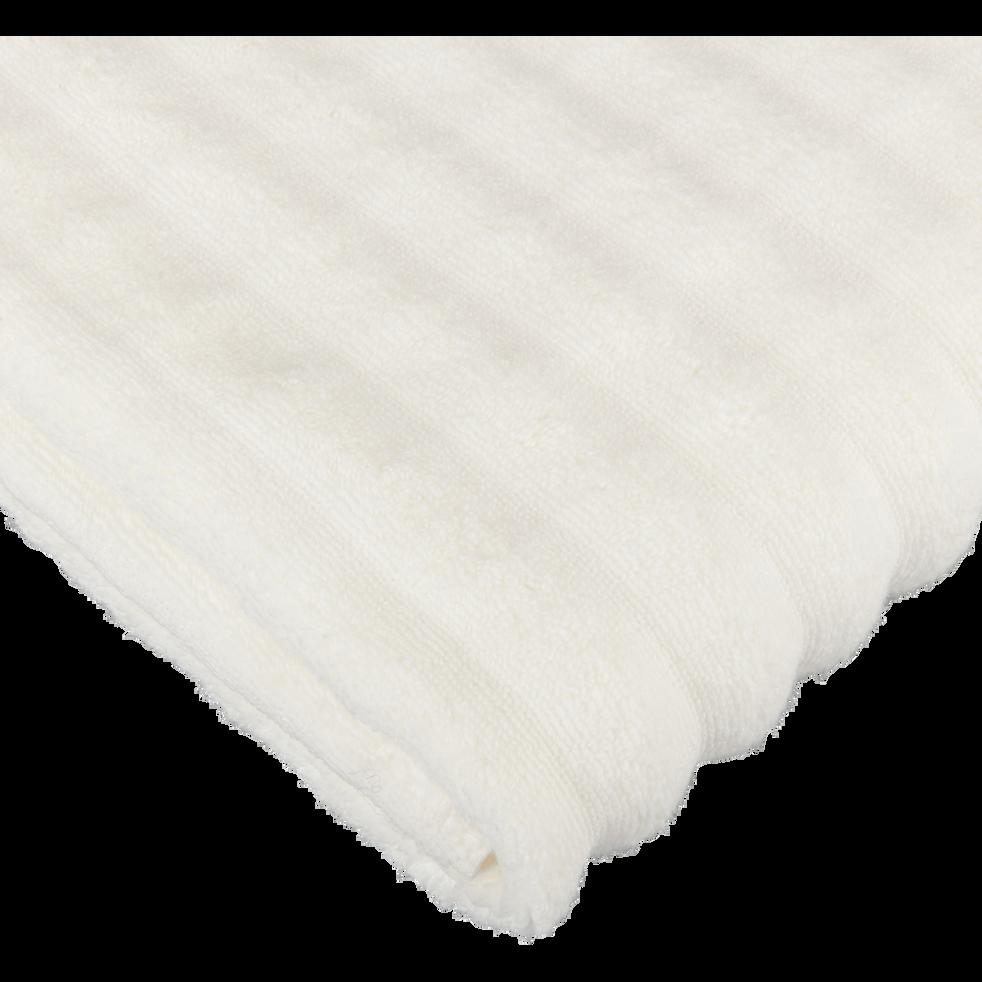 Serviette 50x100 cm blanc-LUISA