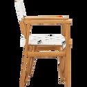 Chaise de casting enfant 40x34x54 cm-SYLVA