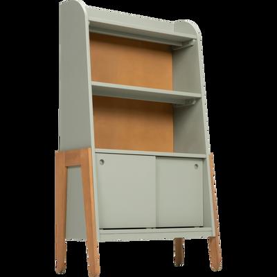 biblioth que tag re chambre enfant meuble d co alinea. Black Bedroom Furniture Sets. Home Design Ideas