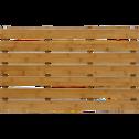 Caillebotis 35x60cm en bambou-Khopi