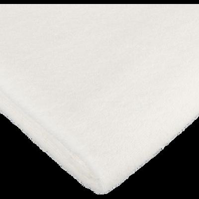 gant de toilette 16x21 cm blanc capelan-ZELLIA
