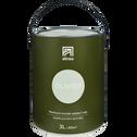 Peinture acrylique mate multi-supports 3L vert olivier-PEINTURE