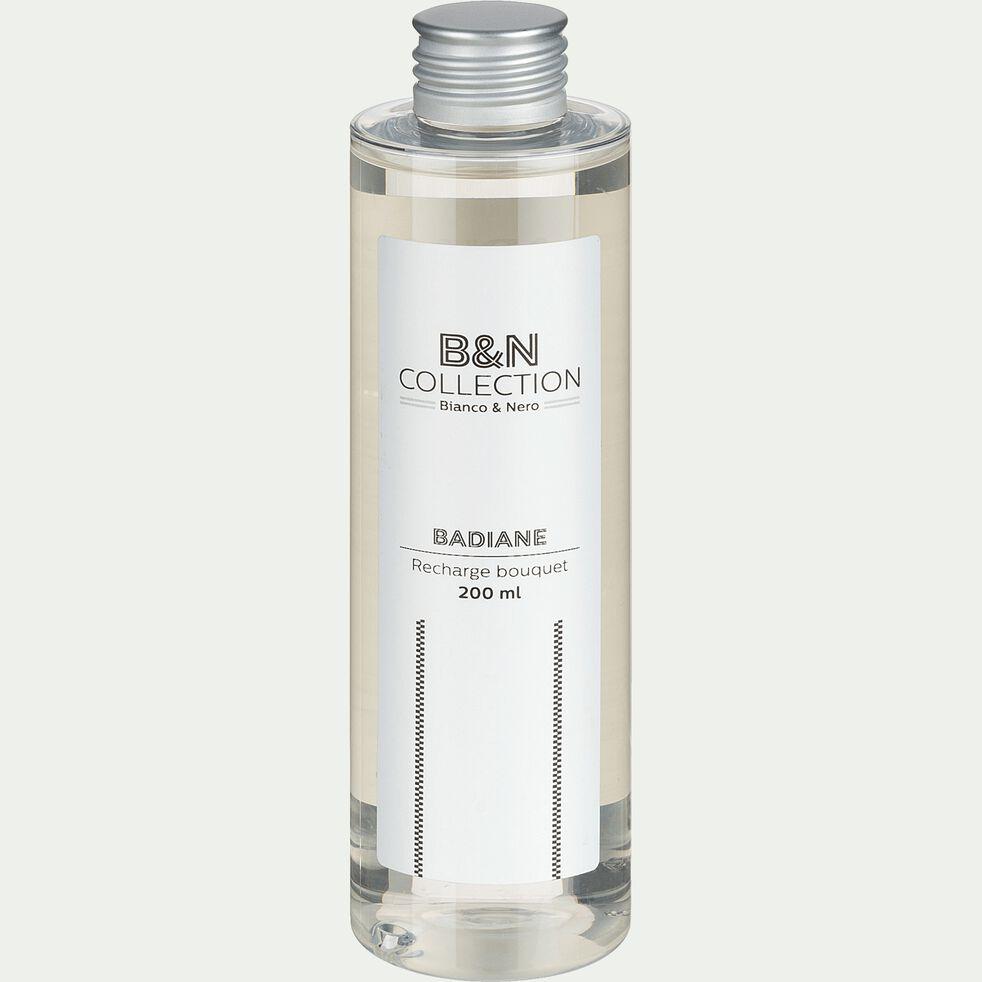 Recharge de parfum senteur Bois de Cade 200ml-BIANCO ET NERO