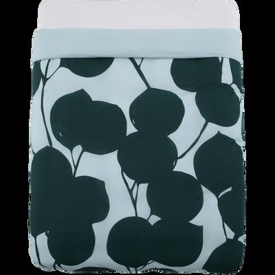 Parure de lit en coton Motifs - 240x220 & 63x63 cm-BAIE