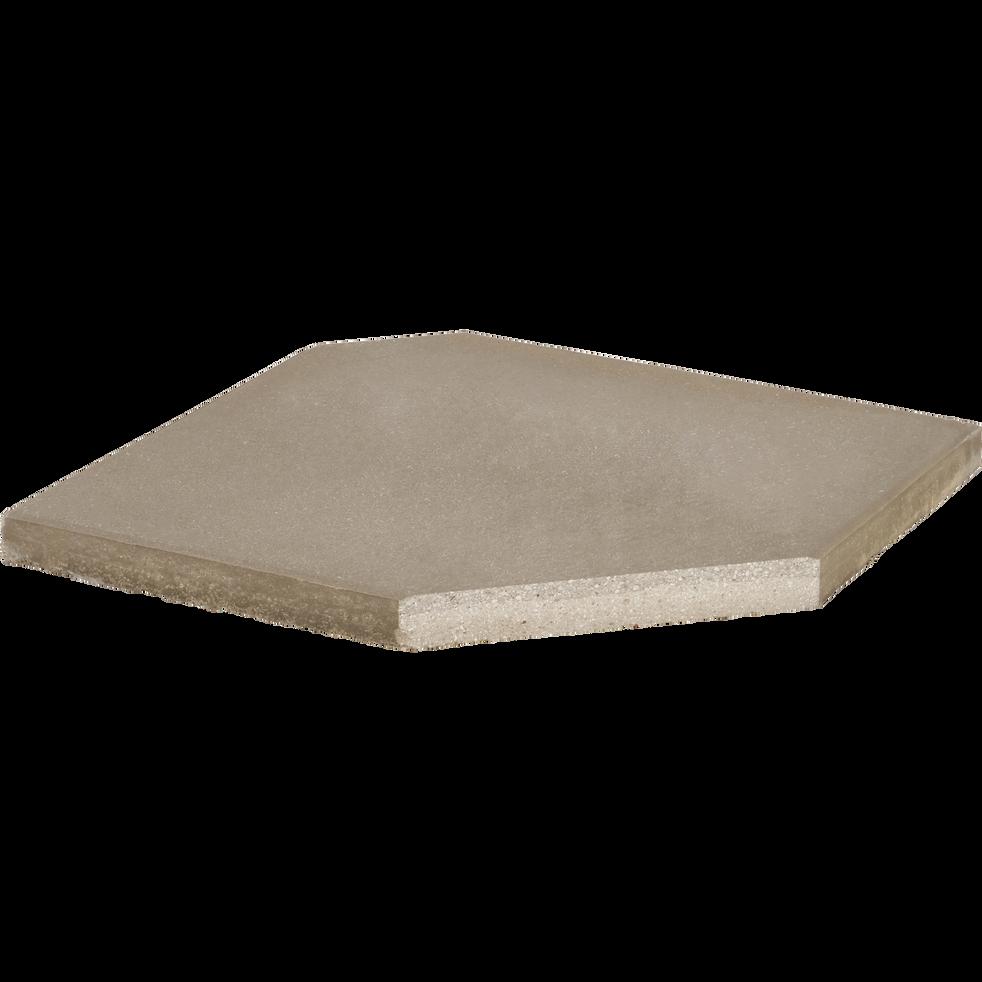 dalle pour parasol d port 19 5kg gris borie vada. Black Bedroom Furniture Sets. Home Design Ideas
