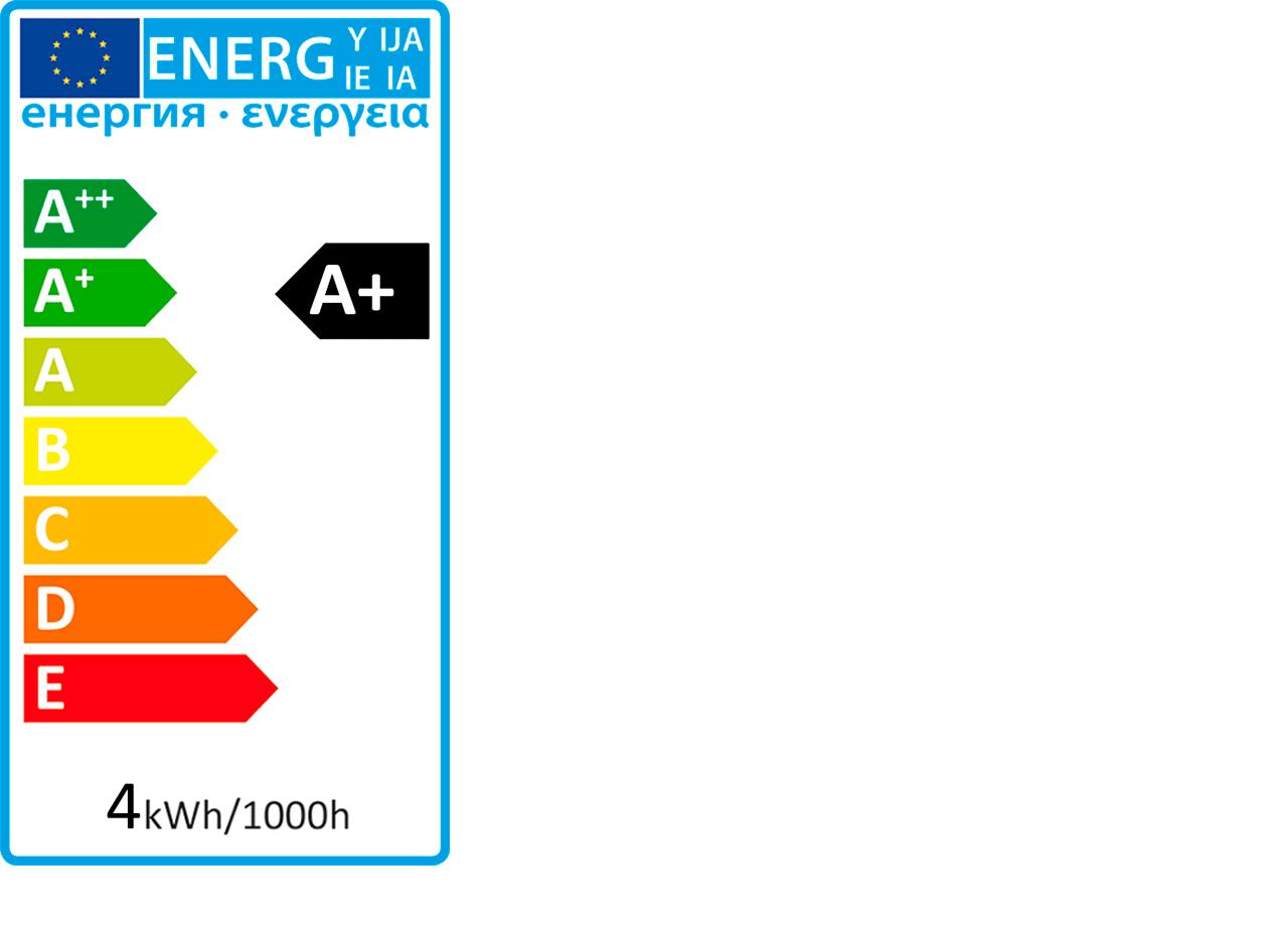 2 Ampoules LED blanc chaud culot GU10-GU10