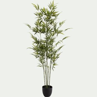 Plante artificielle bambou H150cm-BAMBOU
