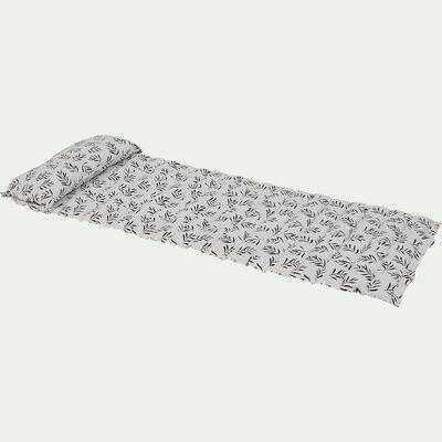 Matelas de plage - motif aloyse 60x170cm-ALOYSE