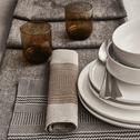 Set de table en polyester beige 30x45cm-CADET