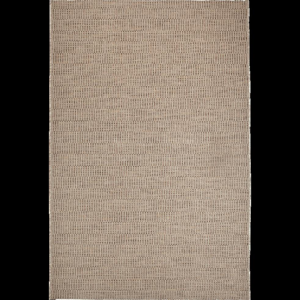 Tapis intérieur et extérieur aspect sisal 160x230cm-LUBERON