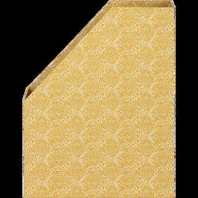 Range-revu en carton motifs amande-AMANDE