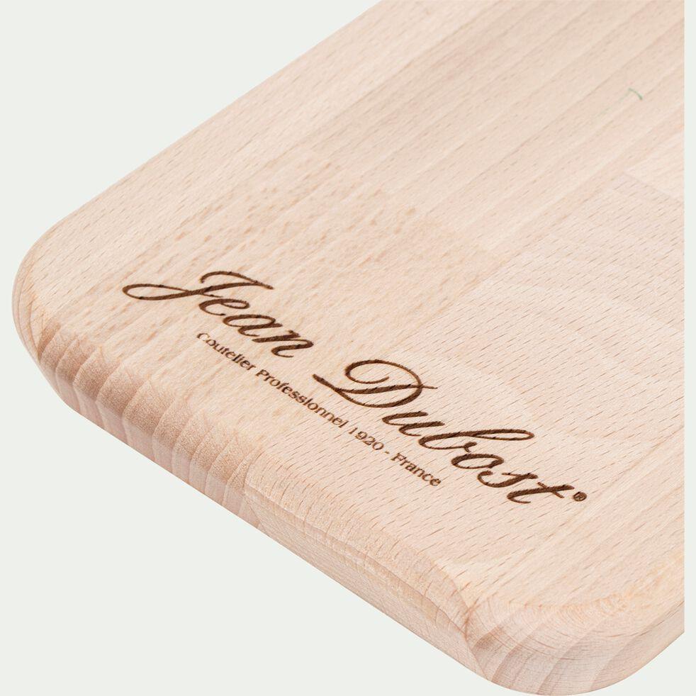 Planche de présentation en bois de hêtre - bois clair 12,5x31cm-SAPRE