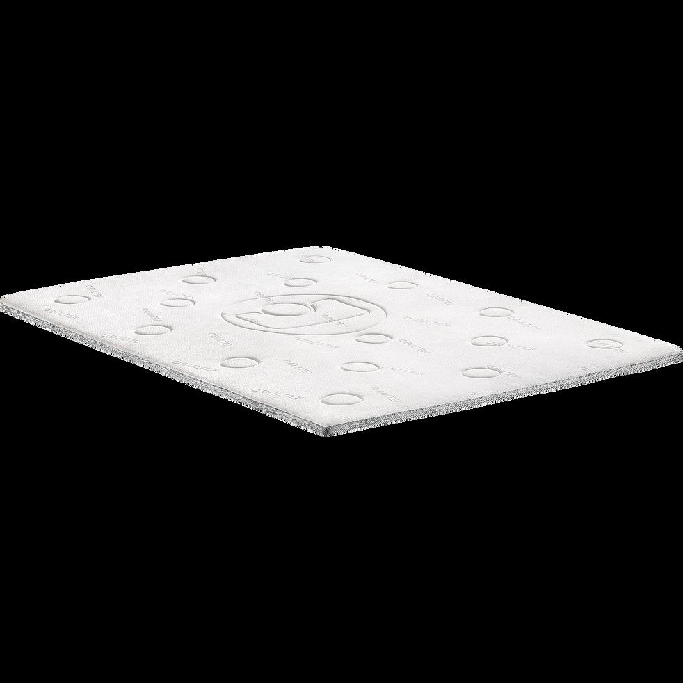 Surmatelas mousse mémoire de forme Bultex 5 cm - 140x200 cm-MEMO 5