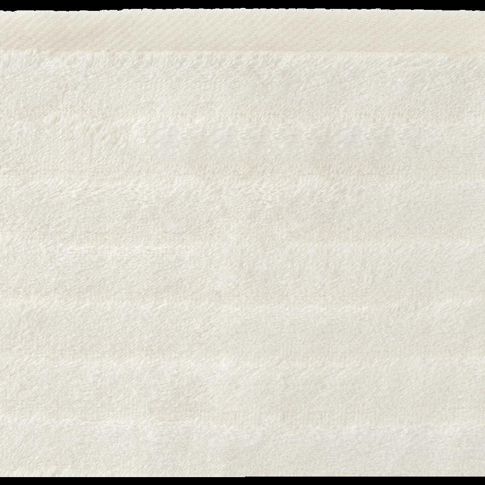 Linge de toilette blanc ventoux-Aubin