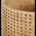 Pot en béton H13cm-Caneli