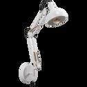 Applique en métal blanc ventoux 36x40x12cm-XXL
