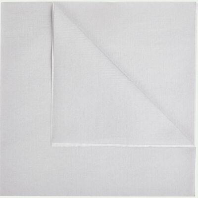 Lot de 20 serviettes en papier gris borie 40x40cm-SALERNE