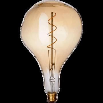 Ampoule décorative LED D16cm culot E27-CABOSSE