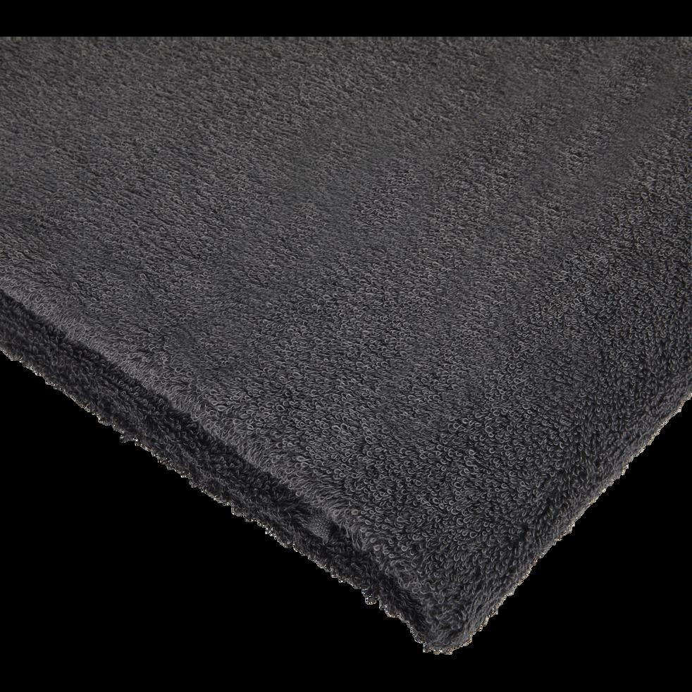 Serviette invité 30x50cm gris-ARROS