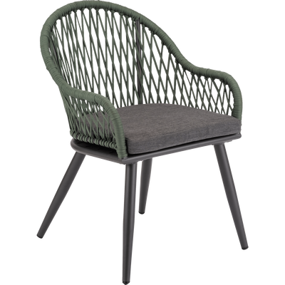 Salon de jardin bois aluminium acier alinea - Alinea fauteuil jardin ...