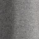Rideau thermique gris restanque 140x250cm-CEZE