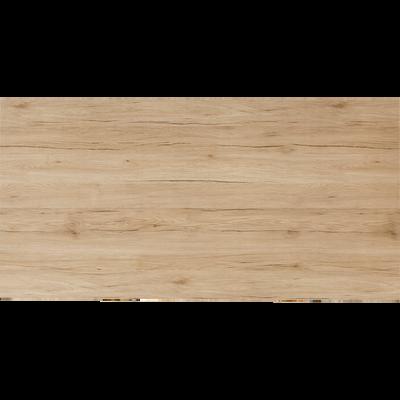 Plateau de bureau décor chêne 67x120 cm-LUDO
