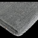 Serviette de bain 50x100cm gris-RIVES