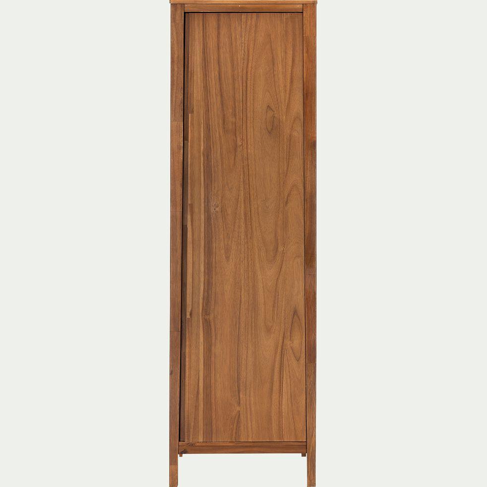 Armoire 1 porte en acacia massif 180cm-THAO