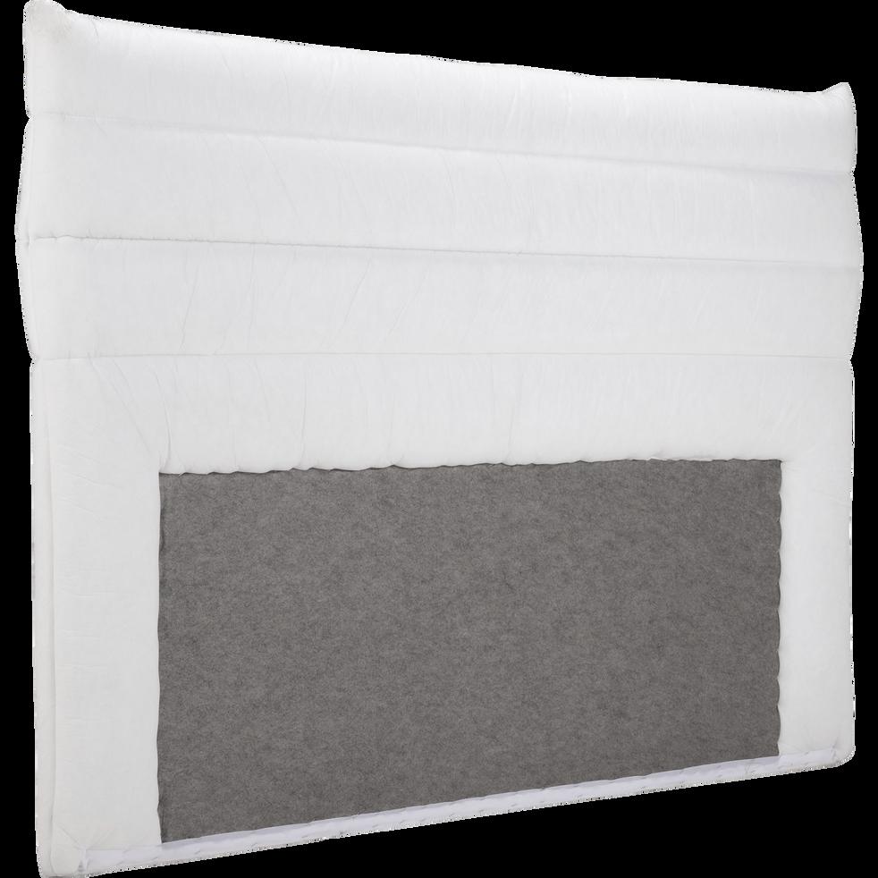 Structure de tête de lit pour lit L180 cm-PLUME